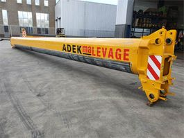 other equipment part Terex Demag AC 300-1 telesection 6