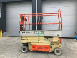scissor lift wheeld JLG 2030 ES 2008