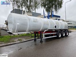 Tankauflieger Guhur Chemie 24636 Liter, Polyester inner wall 1999