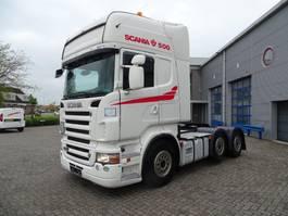 cab over engine Scania R500 / TOPLINE / AUTOMATIC / 6X2 / EURO-4 / 2008 2008