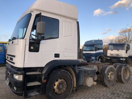 chassis cab truck Iveco Eurotech 440 CHASSIS TRUCK 1992