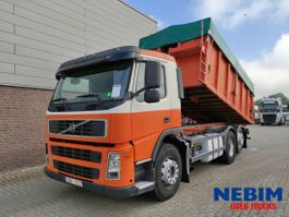 tipper truck > 7.5 t Volvo FM 440 E3 6x2 Tipper 2006