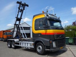 container truck Volvo fh440 manuale anologe tacho 2006