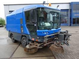 road sweeper Ravo 540  3E BORSTEL EURO3 HOGEDRUCK WATERPOMP 2006