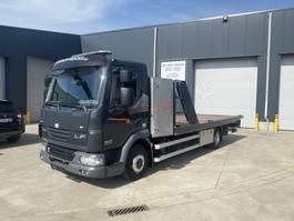 car transporter truck DAF LF 45.220 DEPANNAGE/RECOVERY TRUCK EURO4 2009