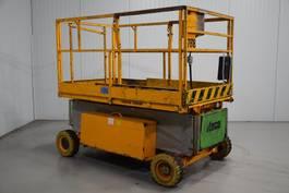scissor lift wheeld Iteco IG8150 2000