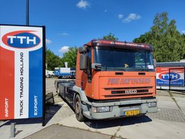chassis cab truck Iveco MH190E35FP Eurotech   Manual   Airco   595.000 km only!   NL Truck 2002