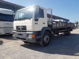 platform truck MAN 18.264 TOP TRUCK - LONG FLAT BED 1999