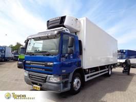 refrigerated truck DAF Euro 5 + Carrier Supra 950 Mt + Dhollandia Lift 2010