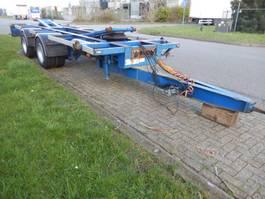 swap body trailer Vogelzang VA-20-TWL 2 As Wipkar Wisselbare Opbouw - Wipkar Open, WB-PD-07 2001