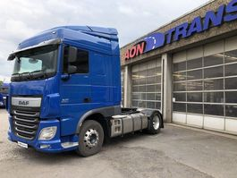 cab over engine DAF XF 510 SC Intarder 2xTanks / Leasing 2017