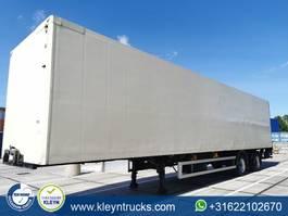 closed box semi trailer Tracon TO.S.1218 2006