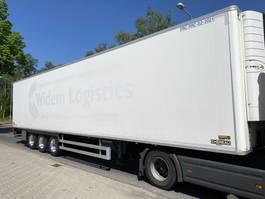 refrigerated semi trailer Chereau carrier  vector mt1950 ,2 temp.  270 hoog   bloemenmaat, alcoa 2015