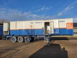 other semi trailers Netam-Fruehauf SERVICE TRAILER - Generator - waterpomp