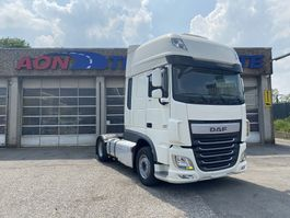 cab over engine DAF XF 510 SSC, ACC, Intarder, 2 Tanks 2015