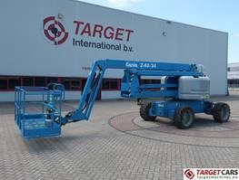 articulated boom lift wheeled Genie Z-60/34 Diesel 4x4 Boom Articulated Work Lift 2039cm