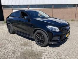 Coupé Mercedes-Benz GLE 450 4Matic coupe AMG 2016