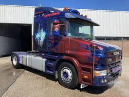 cab over engine Scania Torpedo 420 pk special show truck !!!!? 2000