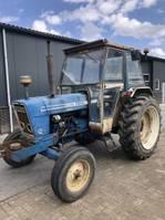 farm tractor Ford 6600 1979