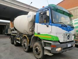 concrete mixer truck Mercedes-Benz MERCEDES BENZ 4143