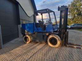 forklift Kalmar eb6 600 heftruck elektrische 6 ton