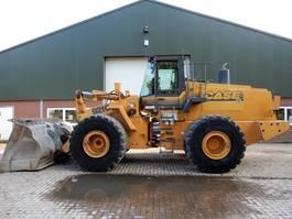 wheel loader Case 921C 2000