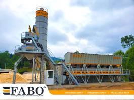 concrete batching plant FABO SKIP SYSTEM CONCRETE  BATCHING PLANT | 110m3/h Capacity 2021