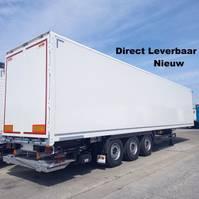 closed box semi trailer System Trailer 2021
