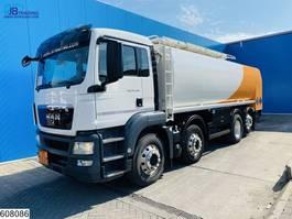 tank truck MAN TGS 35 Fuel, 8x2, 24200 Liter, Retarder, Manual, EURO 5 2013
