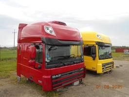 cabine truck part DAF XF 105 SUPER SPACE KABINA 2010