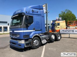 cab over engine Renault Premium 420 Steel/air - Airco - Automatic 2004