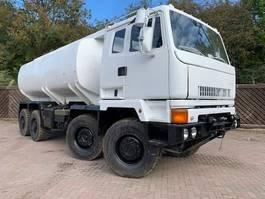 army truck DAF Leyland DAF 8x6 Scammell Tanker truck ex army 1994