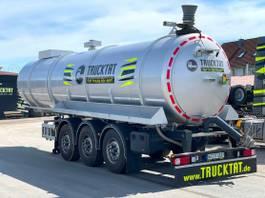 tank semi trailer semi trailer KAESSBOHRER V2A Gülle 30 m³, Lift+Optiturn, Leer 5.600 Kg 2021