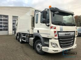 garbage truck DAF CF 340 FAN mit Faun Variopress 2019