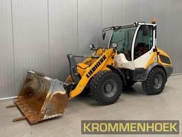wheel loader Liebherr L 506 Compact 2018