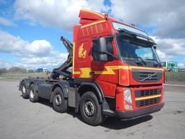 container truck Volvo FM 500 8x2 kroghejs 2012
