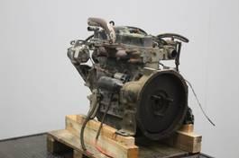 engine part equipment Yanmar 4TNV88