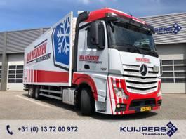 refrigerated truck Mercedes-Benz Actros 2642 / Full Air / Steer / Carrier Reefer / Loadlift / APK TUV 04-22 2015