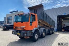 tipper truck > 7.5 t Iveco Eurotrakker Active Day, Euro 3, // Full steel // Big axles // Manual gea... 2001