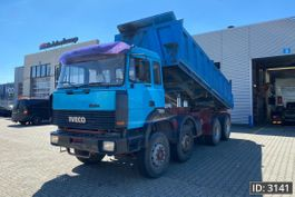 tipper truck > 7.5 t Iveco 32.340 Active Day, Euro 1, // Full steel - Mech pump - Big Axles - 3 sid... 1992