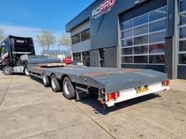 semi lowloader semi trailer Broshuis E 2190 27 1998