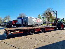 drop side full trailer Pacton 2 as 2001