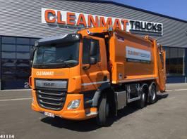 garbage truck DAF CF 340 FAG Olympus + AE weighing system 2021