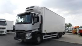 refrigerated truck Renault T380 6x2 Chereau frigo + Thermoking T1000R 2015