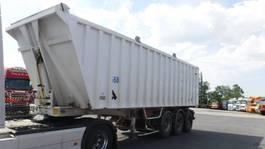 tipper semi trailer Benalu 48 m³ kipper 1997