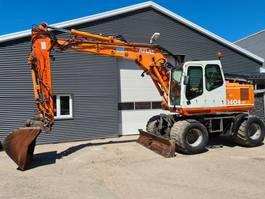 wheeled excavator Atlas 1404