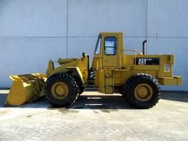 wheel loader Caterpillar 950E 1991