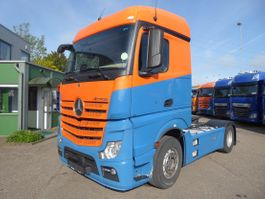 cab over engine Mercedes-Benz Actros 1843 LS, PTO , 2 Beds, euro 6 2016