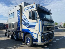 cab over engine Volvo FH16 8X4 - FULL STEEL 2011