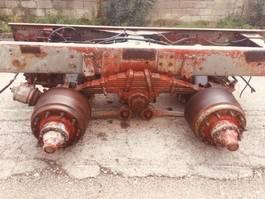Rear axle truck part Scania 110 1975